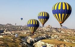 カッパドキア熱気球のオプショナルツアー