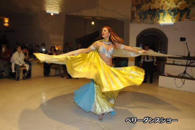 トルコ ベリーダンス