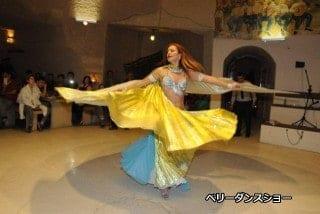 ベリーダンスショー.j