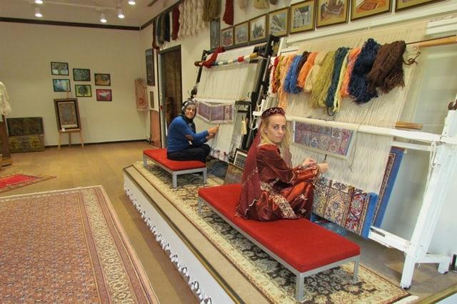 トルコ絨毯店 HADOSAN