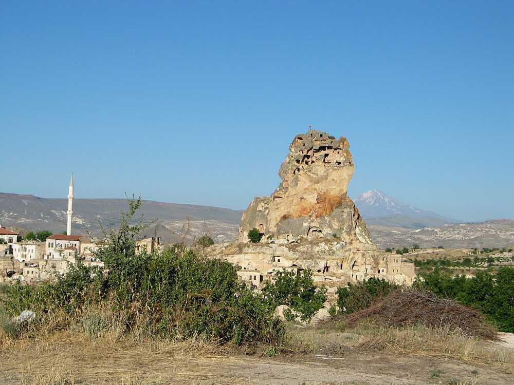 オルタヒサル 世界遺産カッパドキア