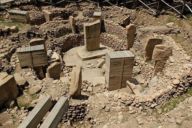 ギョベクリテペ遺跡