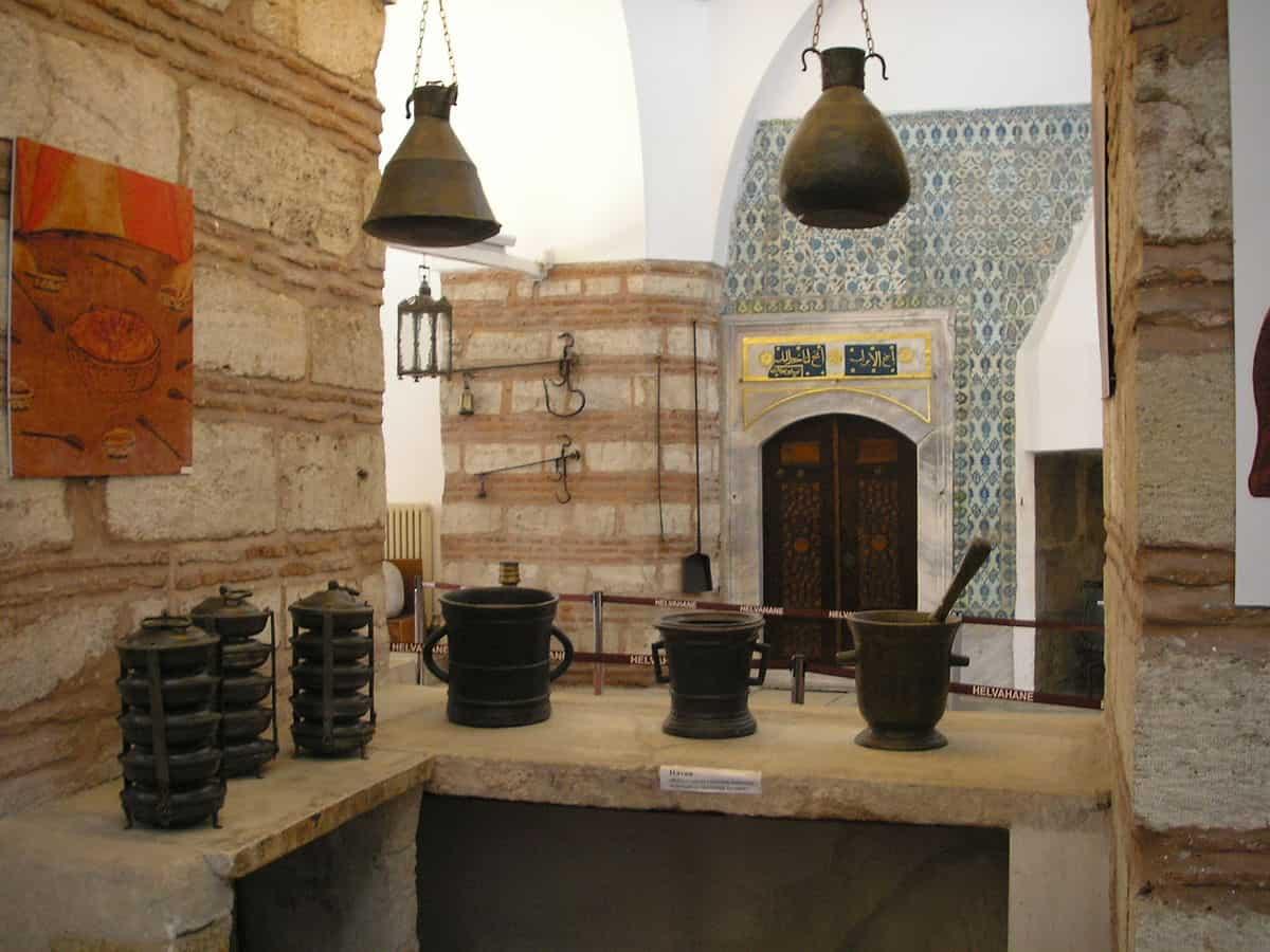 トプカプ宮殿 調理場