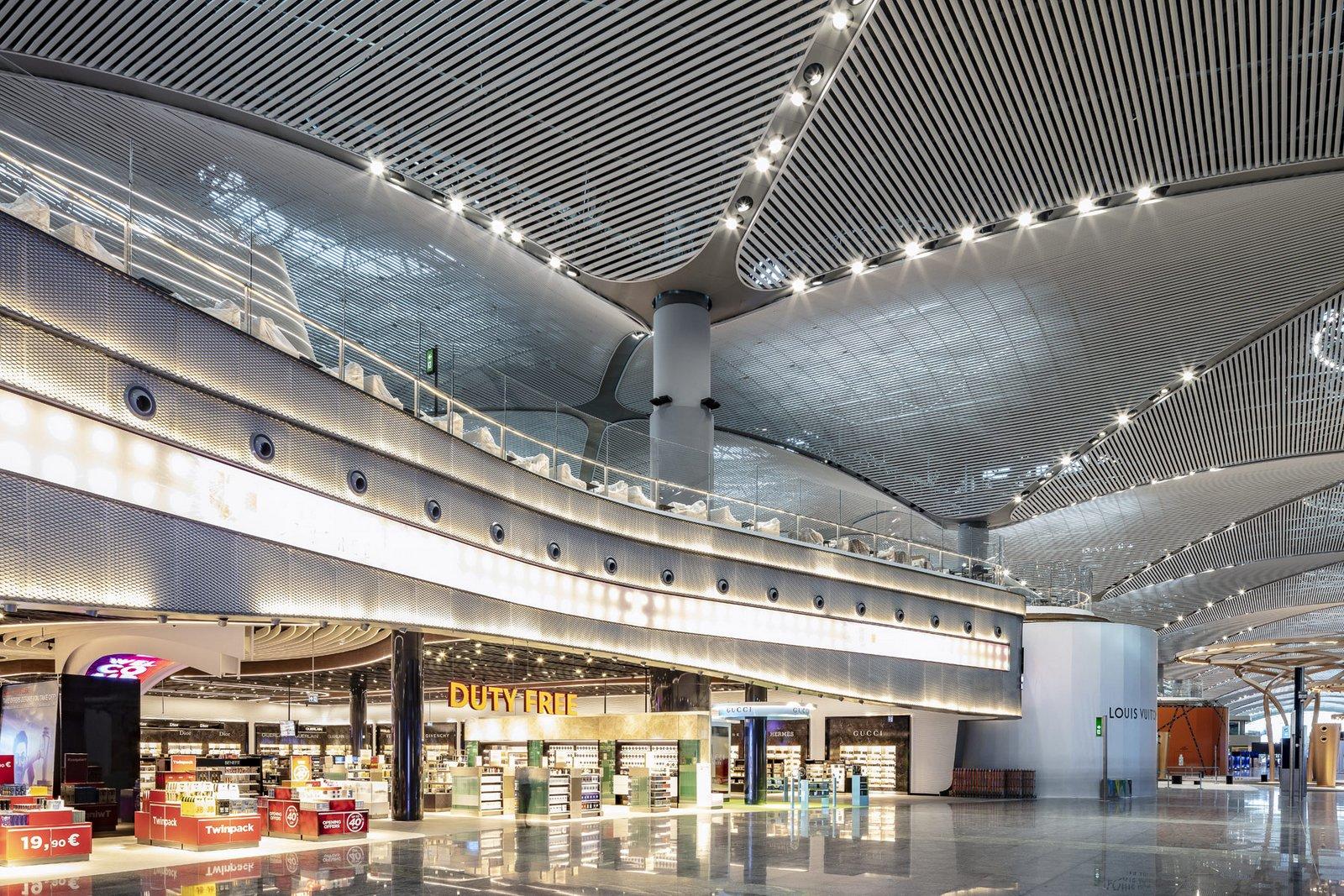 イスタンブール空港 免税店