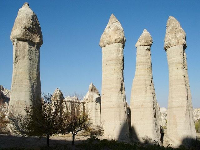 クルチラルの谷 世界遺産カッパドキア