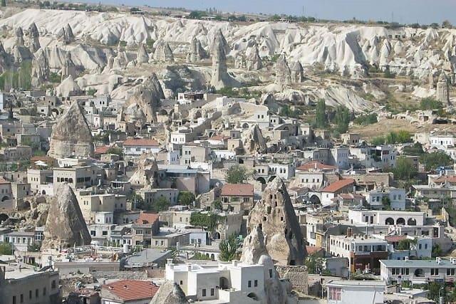 【カッパドキア】ギョレメ野外博物館の洞窟教会のご案内