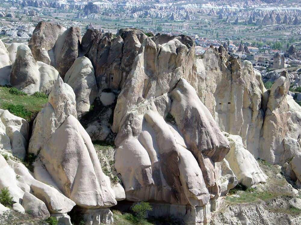 ソーアンル渓谷 世界遺産カッパドキア