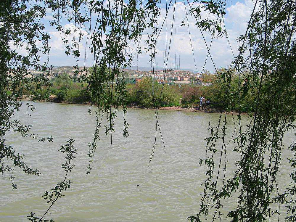 クズルウルマック川 世界遺産カッパドキア