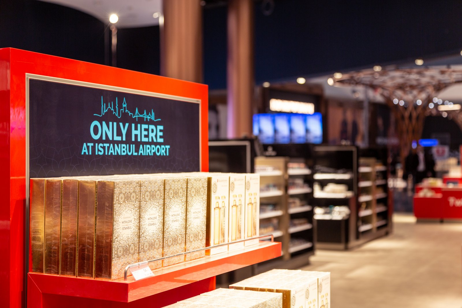 イスタンブール空港 お土産