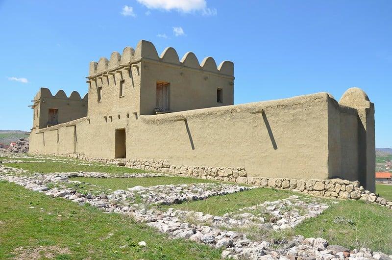 ハットゥシャ 大城塞