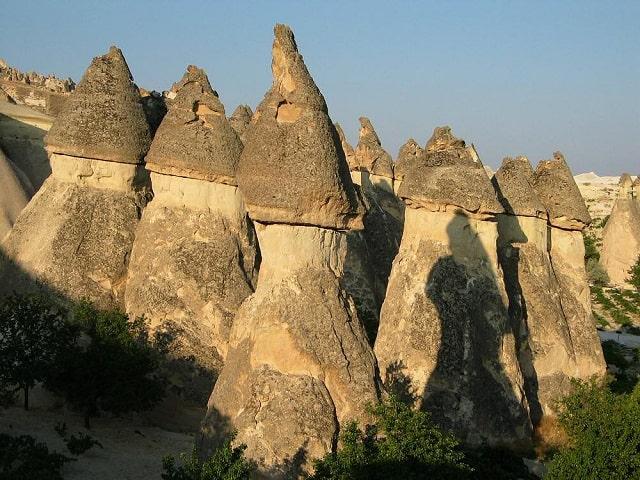 パシャバー 世界遺産カッパドキア