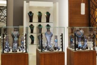 トルコ石店