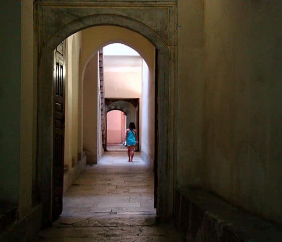 トプカプ宮殿 ハレム 金の道