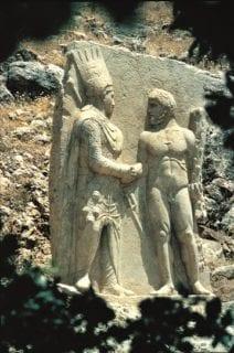 ネムルート山 カラクシュ古墳