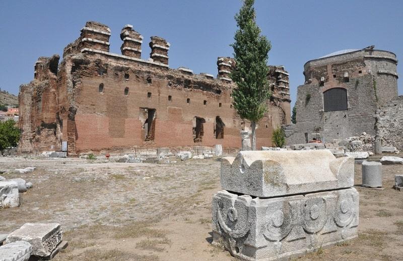トルコの世界遺産ペルガモン