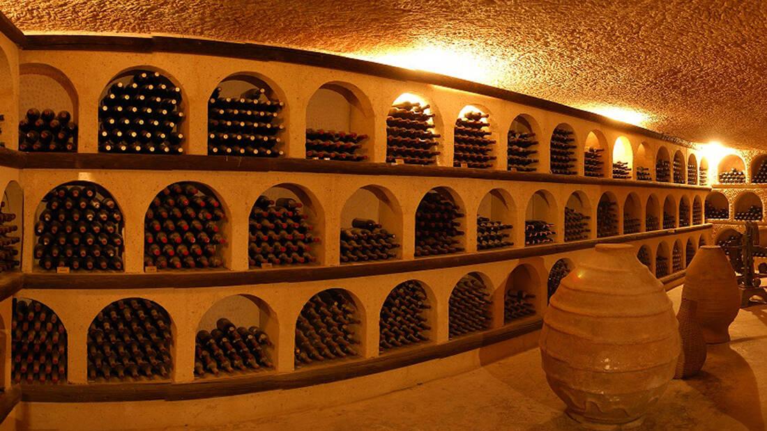 カッパドキア ワイン