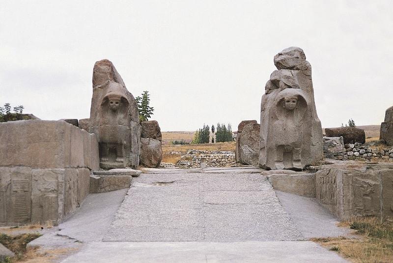 アラジャホユック遺跡の写真