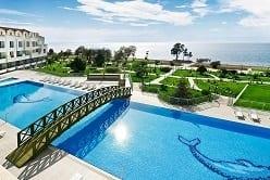 エーゲ海:ビーチリゾートホテル