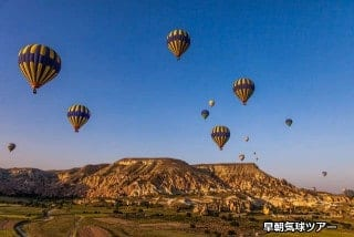 トルコ気球ツアー