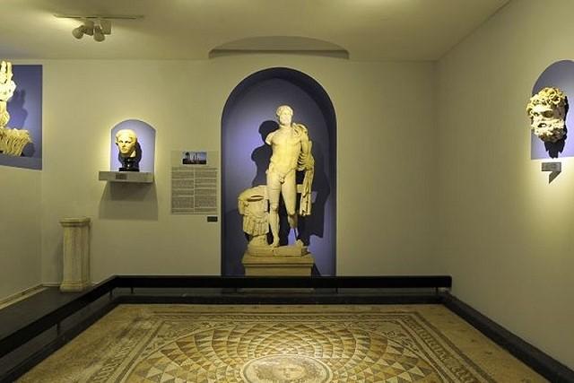 ベルガマ博物館