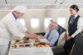 トルコ航空(ターキッシュエアラインズ)ビジネスクラス