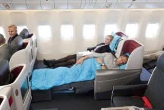 トルコ航空(ターキッシュエアライン)ビジネスクラス