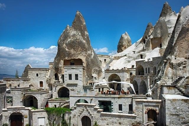 トルコ旅行ならカッパドキア洞窟ホテルがおすすめ!人気ホテルをご紹介