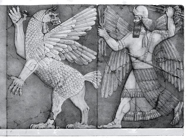 メソポタミアの神話