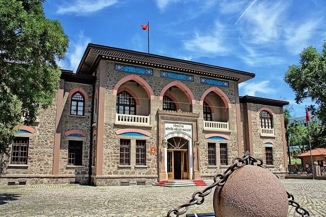 アンカラ 独立戦争博物館