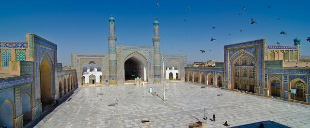 >ヘラートの大モスク