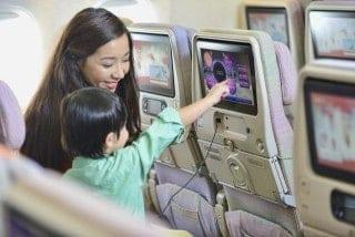 エミレーツ航空 エコノミークラス