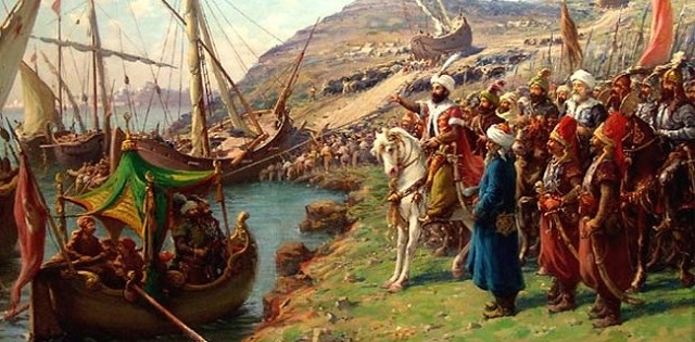 コンスタンティノープルの陥落