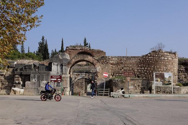 レフケの門