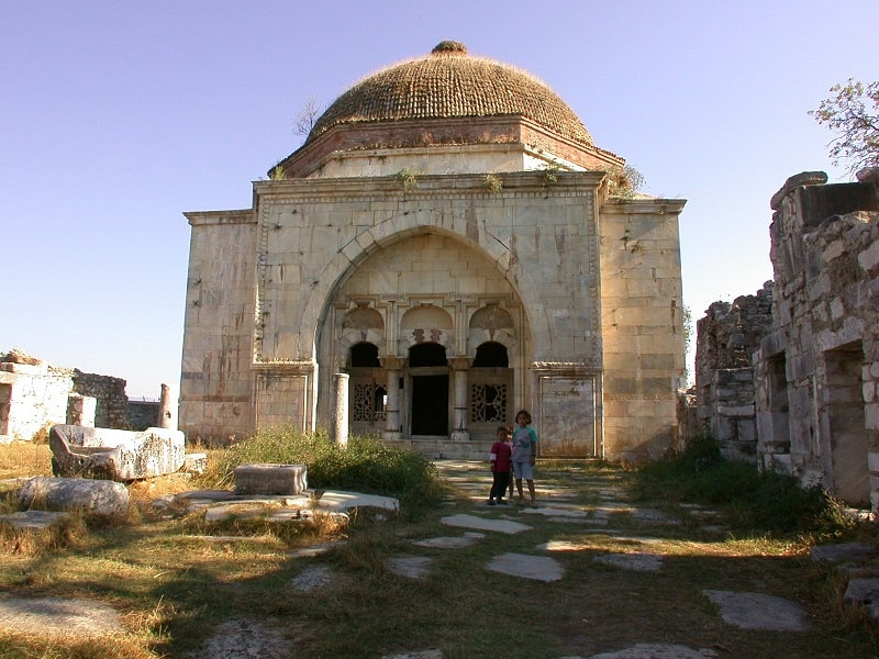 イルヤスベイ・モスク