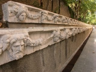 サルディス遺跡