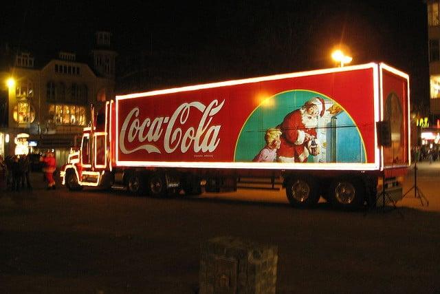 サンタクロース コカ・コーラ