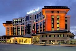 アンカラ:市内中心部のホテル