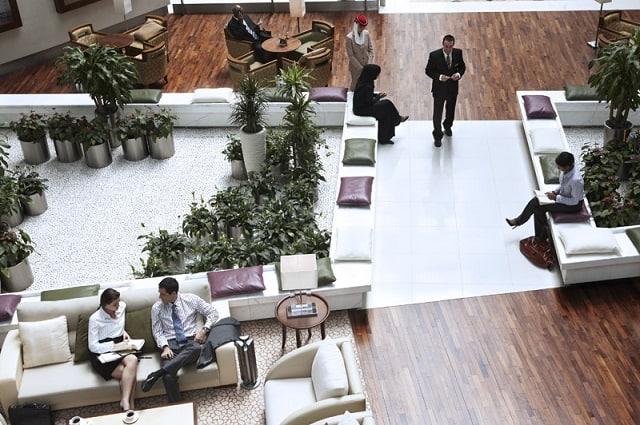 Dubai Business Class Lounge