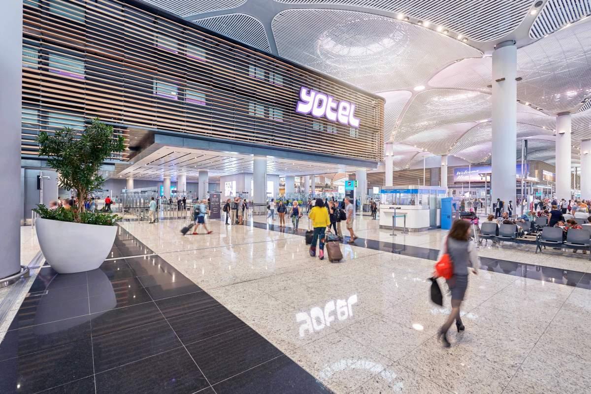 イスタンブール空港 ホテル YOTEL