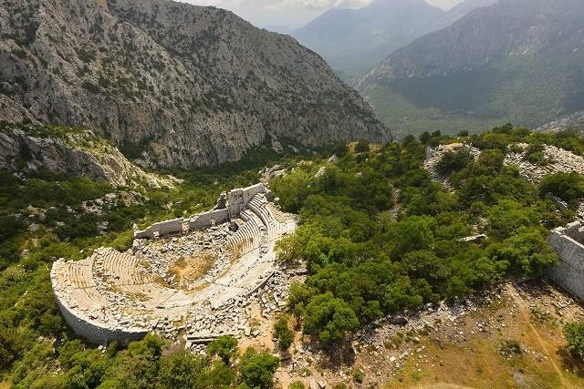 テルメッソス遺跡