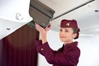 カタール航空 エコノミークラス