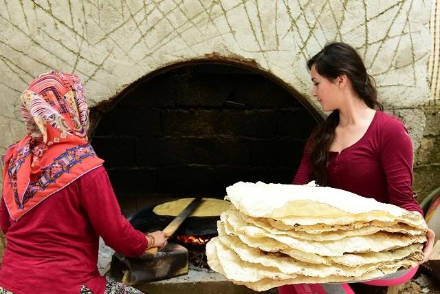 トルコパン「Ekmek」:ユフカ、ギョズレメ、シミット、ボレキ、ポアチャなど