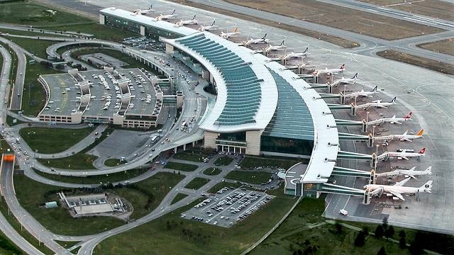 アンカラ エセンボーア国際空港