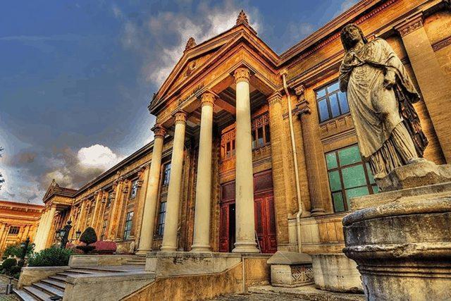 イスタンブール考古学博物館