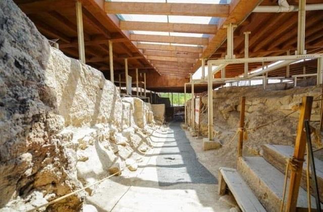 アルスランテペ野外博物館