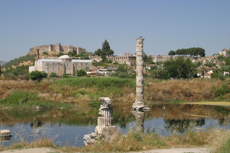 エフェソス アルテミス神殿