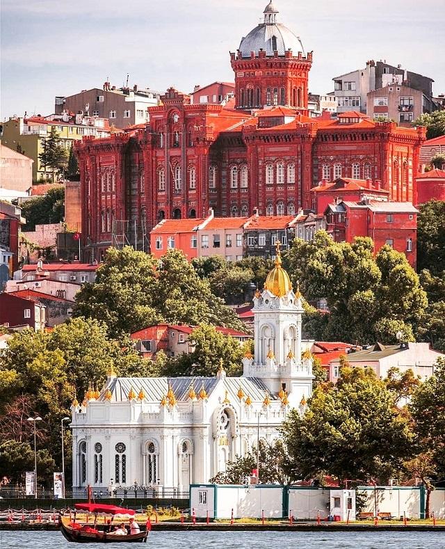 イスタンブールギリシャ正教会総主教座