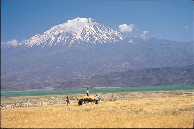 アララット山