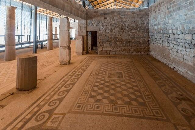 ベルガマ考古学博物館