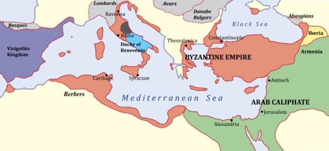 ビザンツ帝国